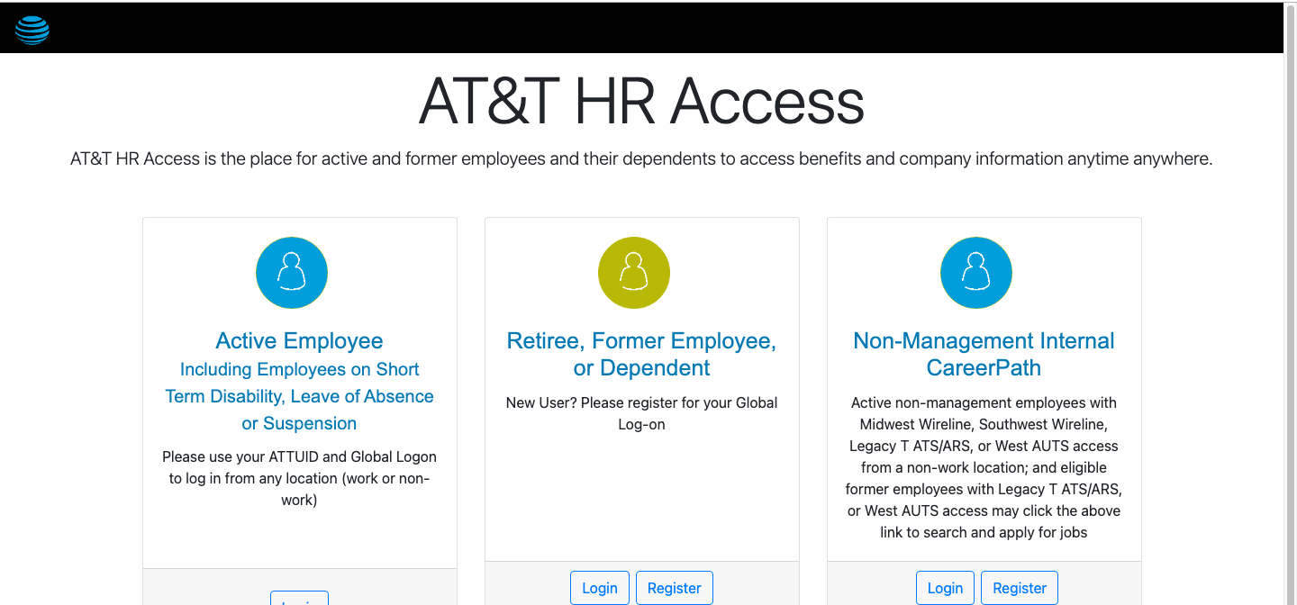 AT&T HR Access