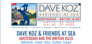 Dave Koz Login and Registration Page