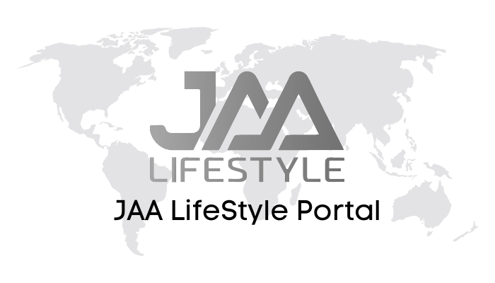 JAA Lifestyle registration and login