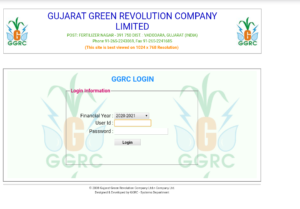 GGRC Login and Registration Page
