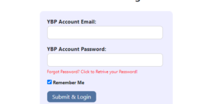 YesBackpage Login and Registration Page