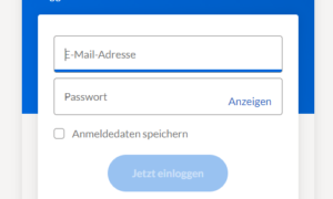 Direkt Vermieter Login and Registration Page