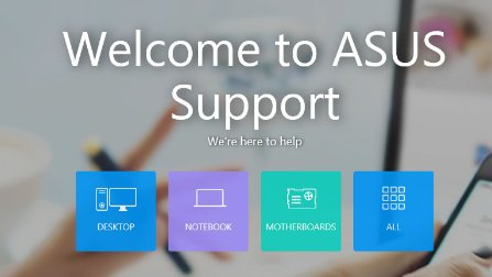 Asus Customer Support