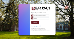 Bay Path University Login and Registrations