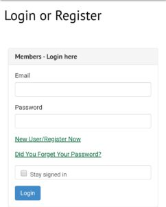 How to login sns