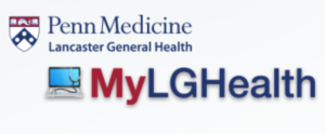 MyLGHealth Login and Registration Page