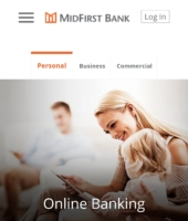 Midfirst Bank Login