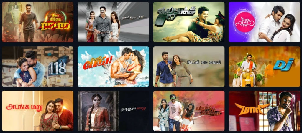 TamilRockers Movies Website