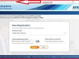 Intra Haryana Login – HR Treasury eSallery  @intrahry.gov.in