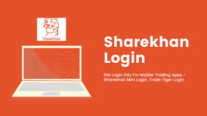 Sharekhan Login Mobile App @sharekhan.Com