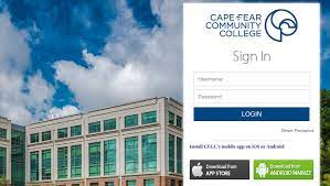 myCFCC Secure Login my.cfcc.edu