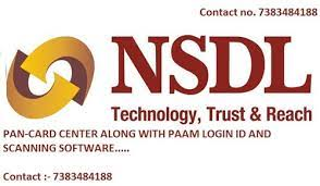 PAAM NSDL Login at onlineservices.nsdl.com/paam/