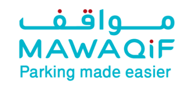 Mawaqif Online Account Login at mawaqif.ae