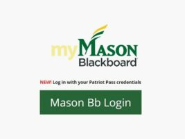 Blackboard Gmu Login at mymasonportal.gmu.edu