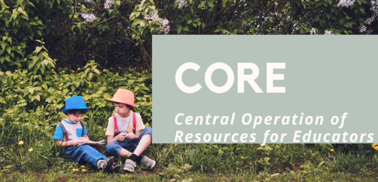 CORE Full Form – All About Central Operation of Resources for Educators