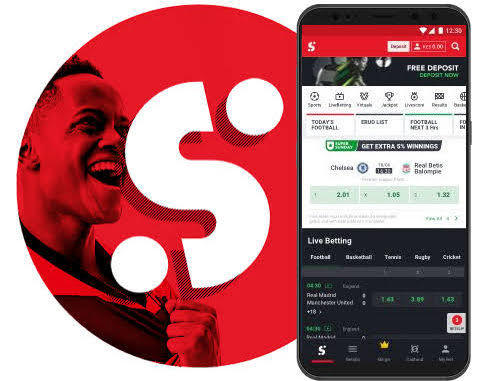 SportyBet E play Africa