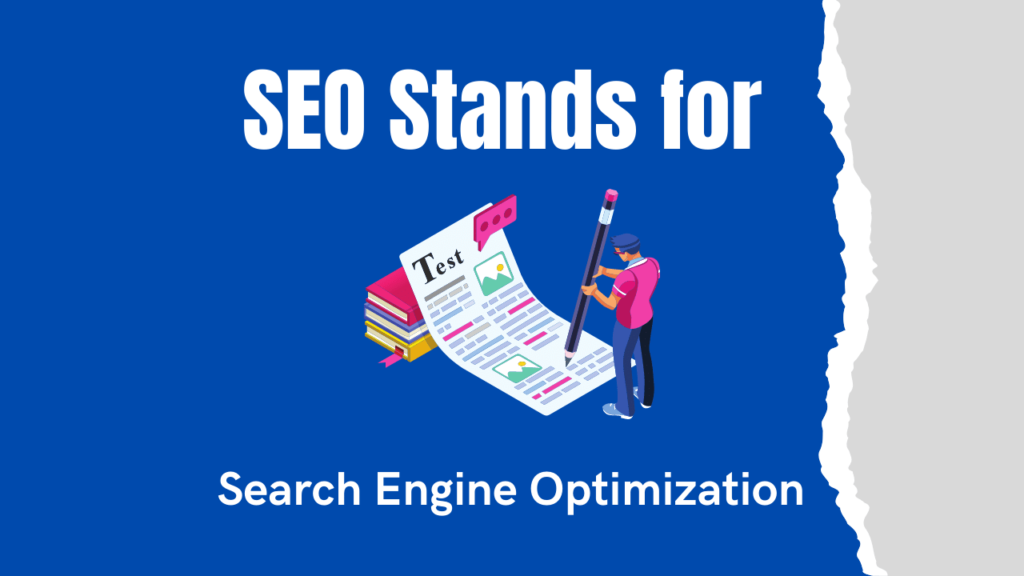 What is full form of SEO