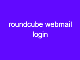 Roundcube Webmail Login at emailmg.ipage.com
