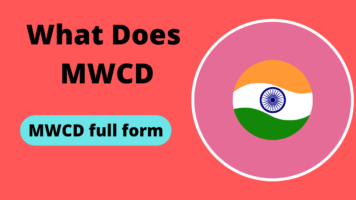 MWCD Full Form – Ministry of Women and Child Development