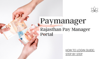 Paymanager Login – Rajasthan Pay Manager Portal